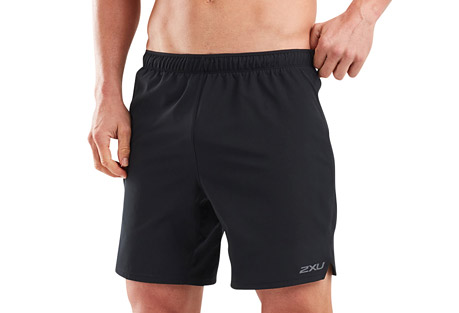 "XVENT 7"" Shorts w/Brief - Men's"