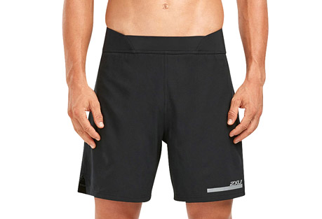 "Run 2-In-1 Compression 7"" Shorts - Men's"