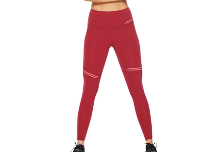 Fitness Hi-Rise Mesh Compression Tight - Women's