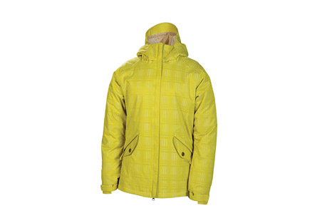 Reserved Luster Insulated Jacket - Womens