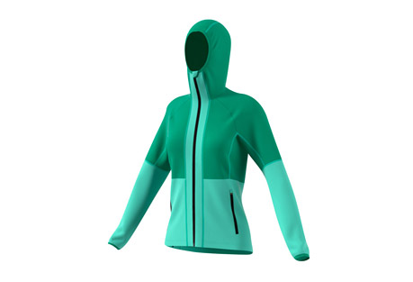 Flex Fleece Hoodie - Women's
