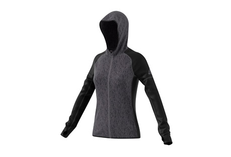 Performance Baseline Full Zip Long Sleeve Layer - Women's