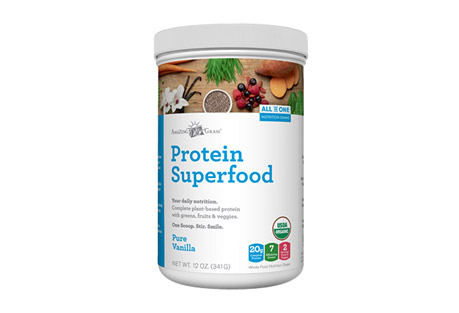 Protein SuperFood Pure Vanilla - 11 Servings