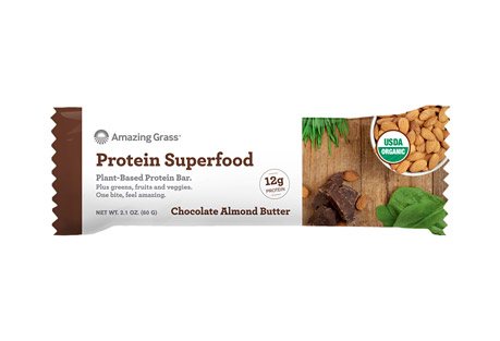 Protein Chocolate Almond Butter Bar - Box of 12