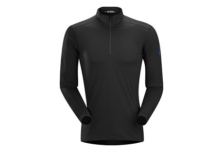 Phase SL Zip Neck Long Sleeve - Mens