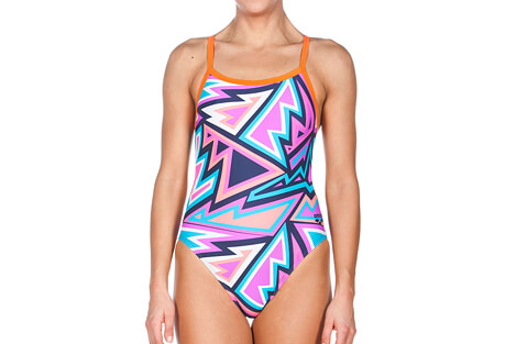 Tulum Challenge Back One Piece - Women's