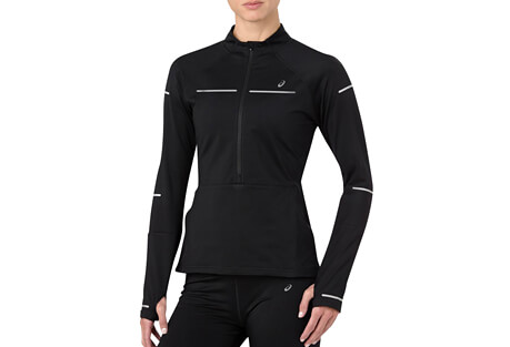 ASICS Lite-Show Winter Long Sleeve 1/2 Zip Top - Women's