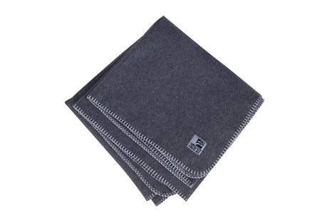 Baba Recycled Fine Wool Blanket 60 x 60