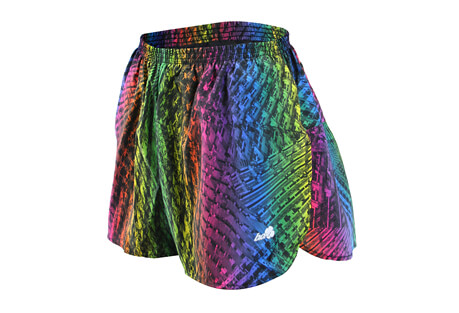 Printed Ultra Strider Running Short - Women's