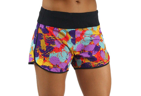 Stamina Stretch Run Short - Women's