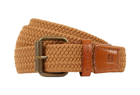 Braided Belt - Men's