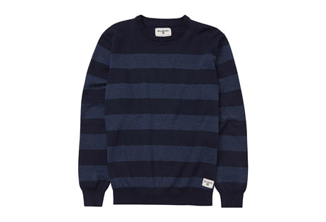All Day Stripes Sweater - Men's