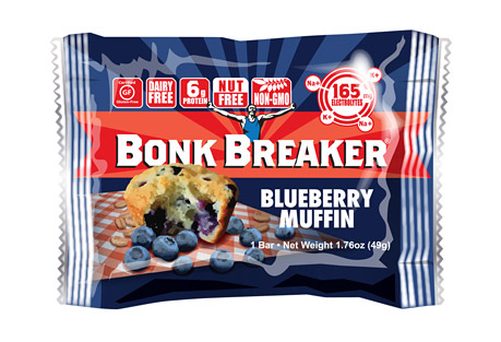 Blueberry Muffin Energy Bar - Box of 12