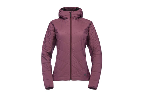 Aspect Wool Hoody - Women's