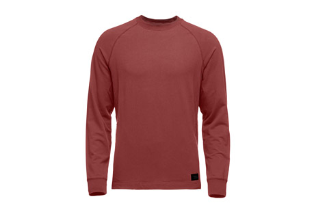 Ridge Logo Crew - Men's