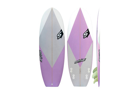 "Strive 5'4"" Poly ADHD Surfboard"