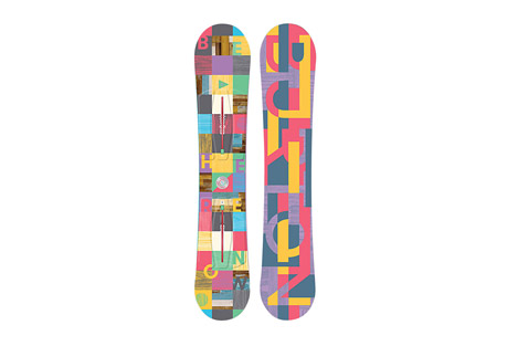 Feather Snowboard 2017 - Women's 149cm
