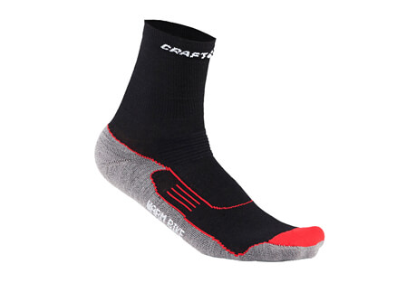 Warm Bike Mid Socks