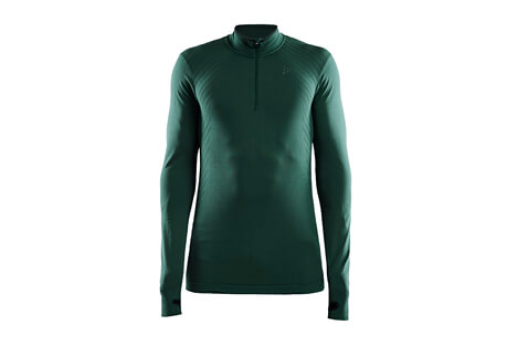 FuseKnit Comfort Zip Neck Baselayer - Men's