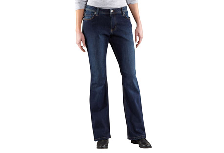 Relaxed Fit Denim Jasper Jean - Women's