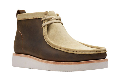 Wallabee Hike Boots - Men's