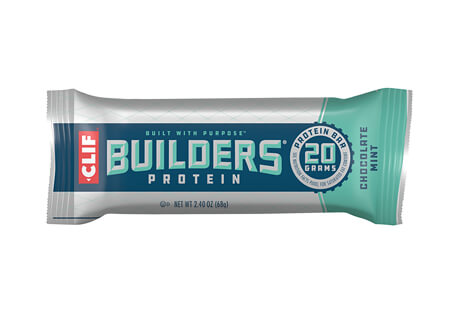 Chocolate Mint 20g Builders Bar - Box of 12