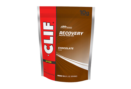 Chocolate Recovery Protein Drink Mix Pouch - 10 Servings