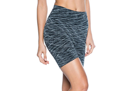 Spacedye Waist Control Short - Women's