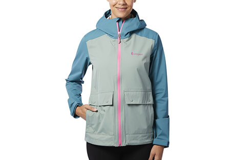 Parque Stretch Rain Shell - Women's