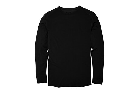 Merino Wool Long Sleeve Crew - Men's