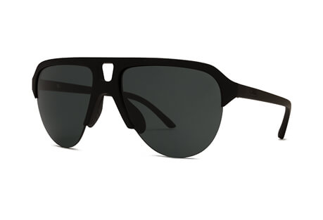 Sykes Aviator Polarized Sunglasses