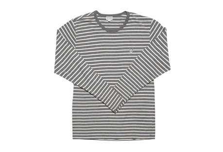 Ensign Long Sleeve Striped Knit - Men's