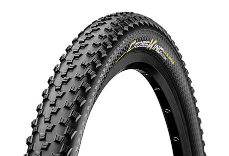 Cross King 29 x 2.2 Tire Protection + Black Chili