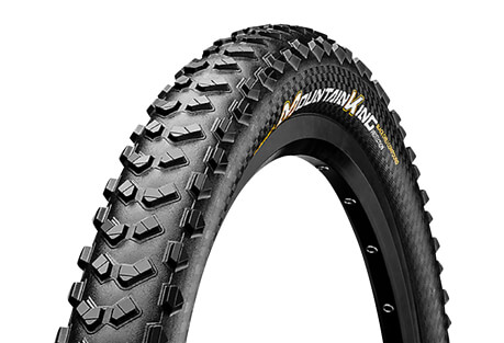 Mountain King  27.5 x 2.3 Fold Protection + Black Chili