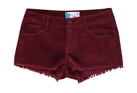 Upcountry Cut-Off Cord Short - Women's