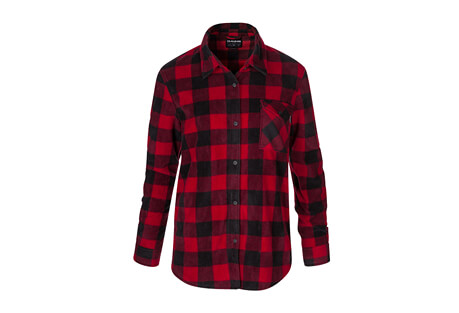 Devon Flannel Shirt - Women's