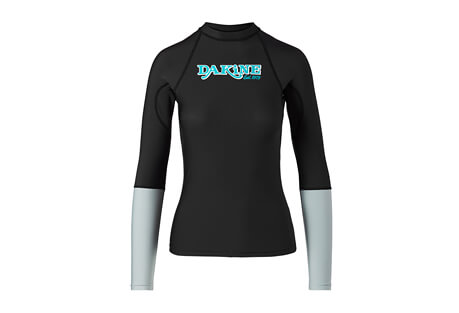 Flow Snug Fit Long Sleeve Rashguard - Women's