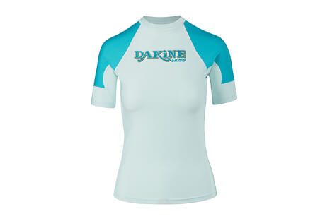 Flow Snug Fit Short Sleeve Rashguard - Women's