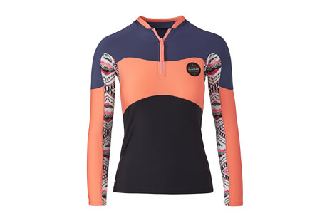 Persuasive Snug Fit Long Sleeve Rashguard - Women's