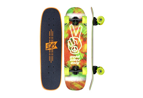 Good Vibes Mini Cruiser