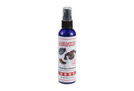 Shoe & Gear Deodorizer Spray - 4 oz