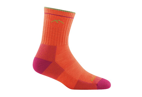Hiker Micro Crew Socks - Women's