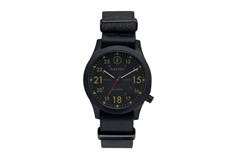 FW01 Leather Watch