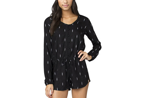 Spot On Romper - Women's