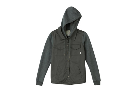 Harlem Hooded Fleece Jacket - Women's