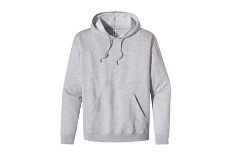 Heathered Fleece Pullover Hoody - Men's