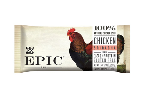 Chicken Sriracha Bars - Box of 12