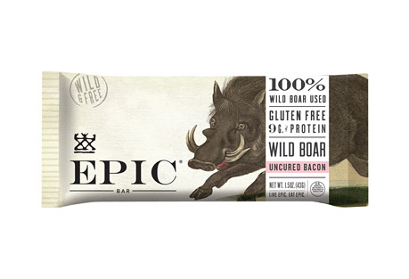 Wild Boar Bacon Bars - Box of 12