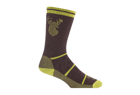 Englewood Stag Mid-Weight Crew Socks