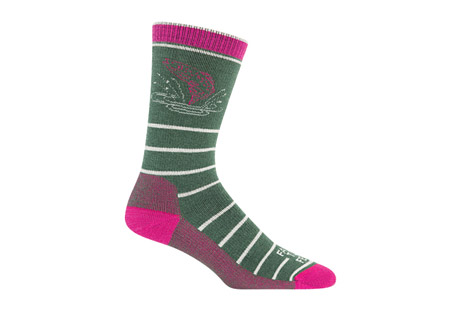 Concord Fish Mid-Weight Crew Socks - Women's